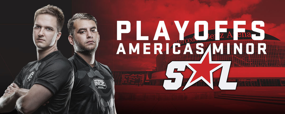 INTZ disputa playoffs em busca de vaga no StarLadder Berlin Major 2019